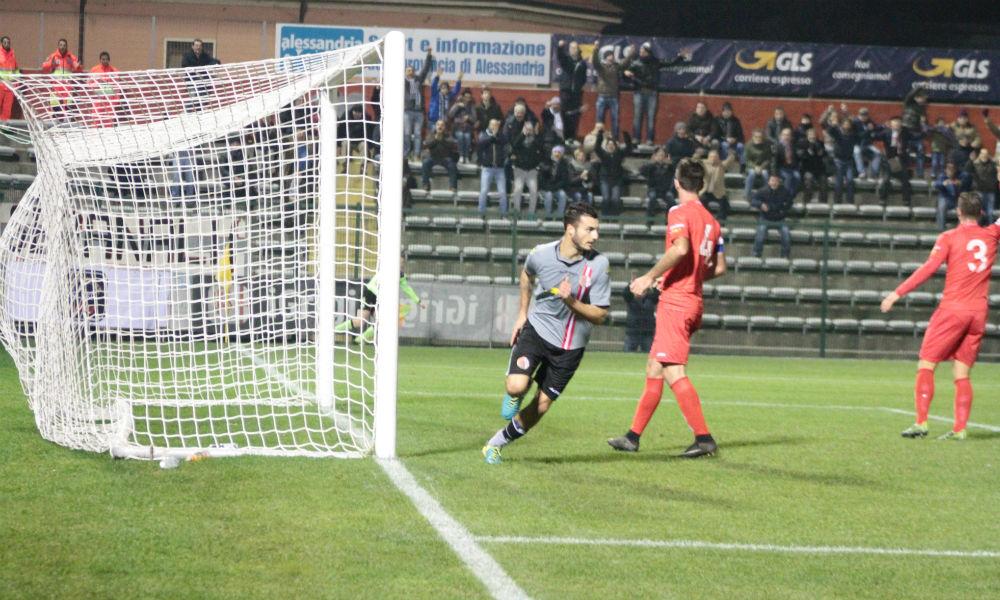 Risultati immagini per alessandria - sud tirol 2015 calcio